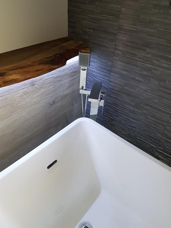 modern CET bathroom design bottesford