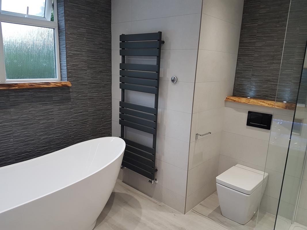 Stunning bathrooms bottesford