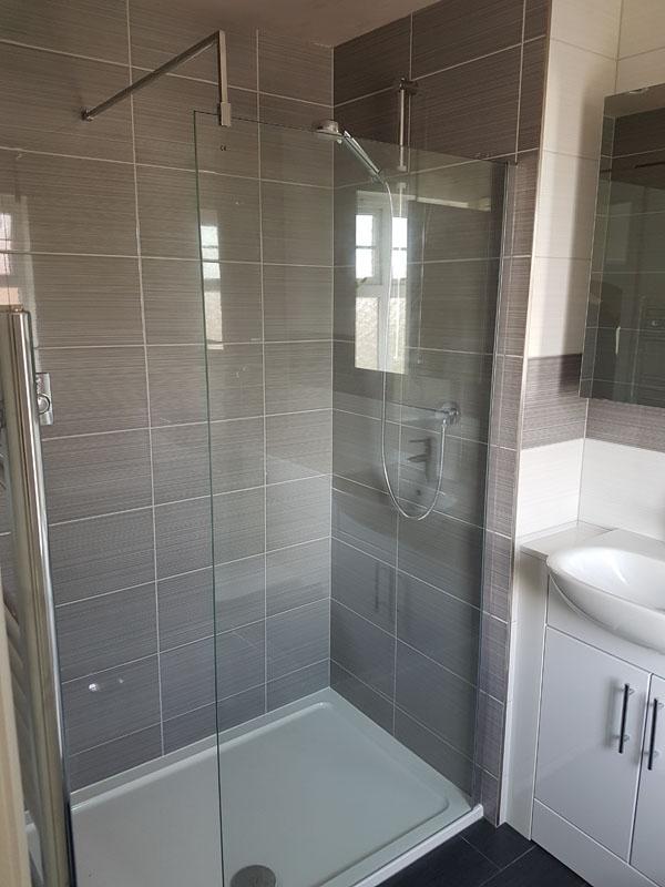 modern ensuite bathroom bingham